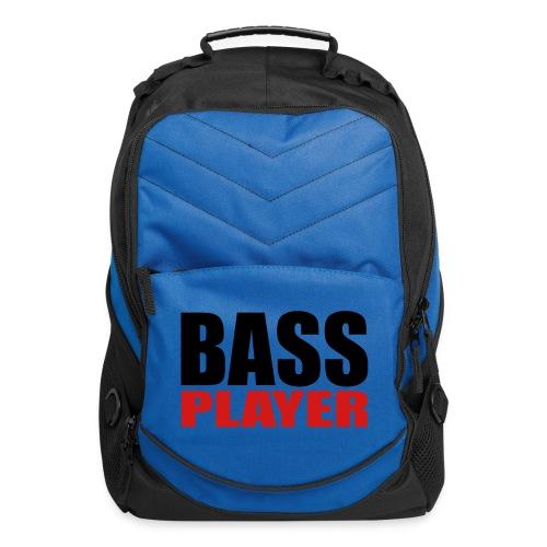 Bass Player - Computer Backpack