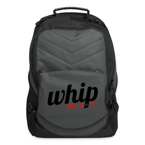 WHIP (Walks & Hits per Inning Pitched) - Computer Backpack