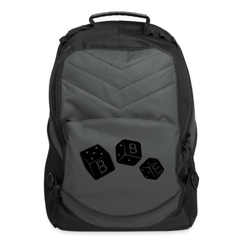 black box_vector2 - Computer Backpack