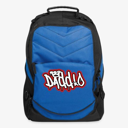 Daddio Tritone Wordmark - Computer Backpack