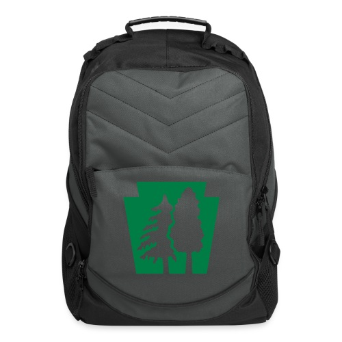 PA Keystone w/trees - Computer Backpack
