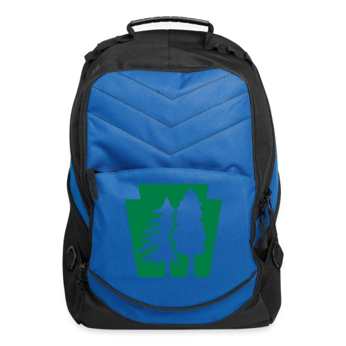 PA Keystone w/trees - Computer Backpack