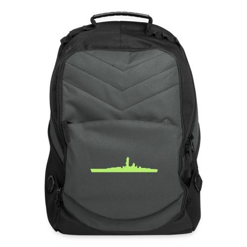 battleship - Computer Backpack