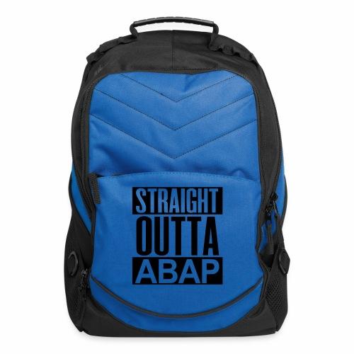 StraightOuttaABAP - Computer Backpack