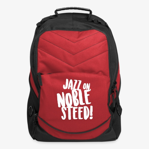 MSS Jazz on Noble Steed - Computer Backpack