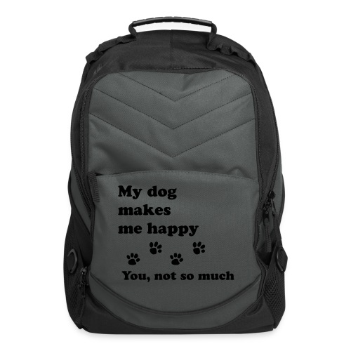 love dog 2 - Computer Backpack