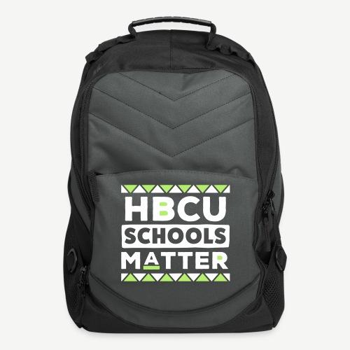 HBCU Schools Matter - Computer Backpack