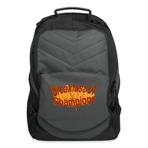Breakfast of Champions - Computer Backpack