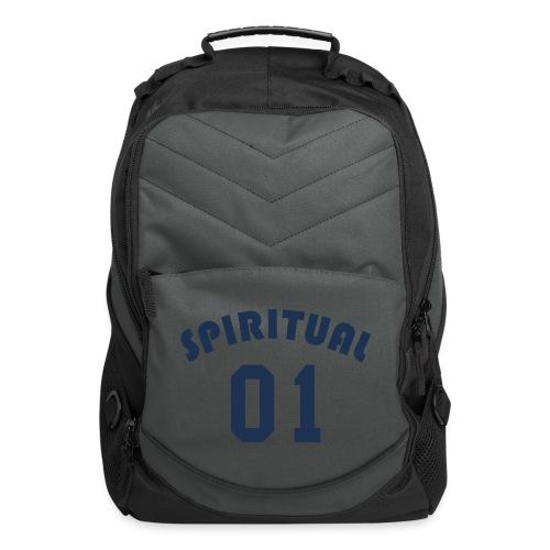 Spiritual One - Computer Backpack