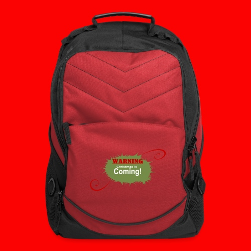 Christmas_is_Coming - Computer Backpack