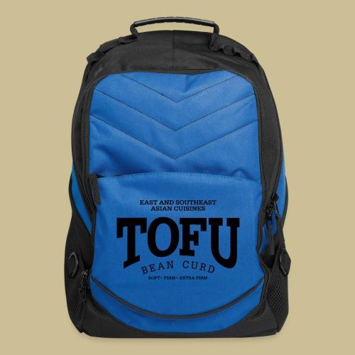 Tofu (black) - Computer Backpack
