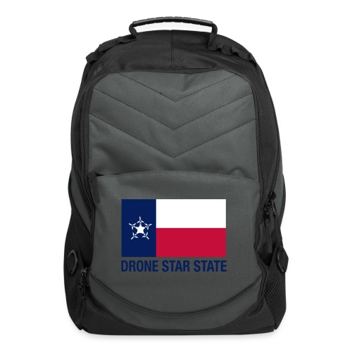 Drone Star State - Long Sleeve - Computer Backpack