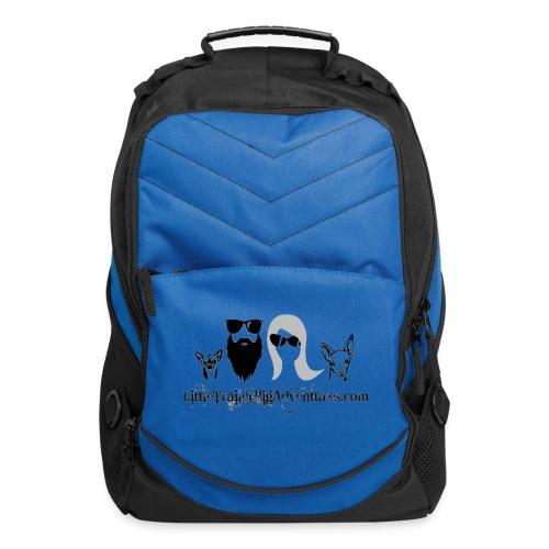 LTBA Heads Logo - Computer Backpack