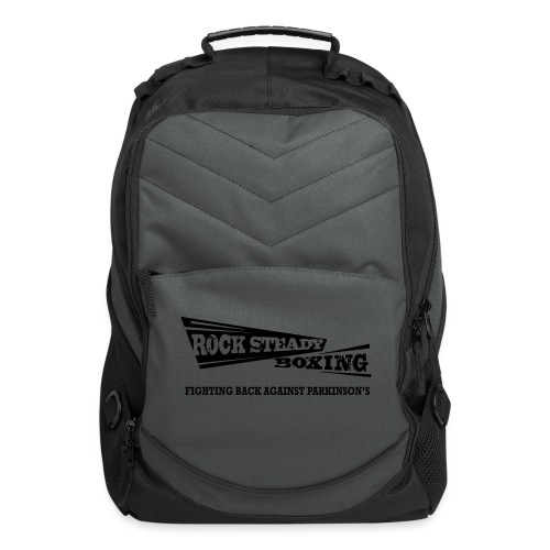 I Am Rock Steady T shirt - Computer Backpack