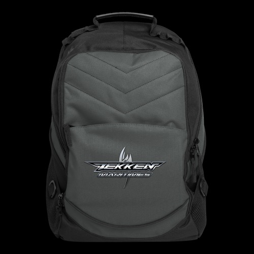 Tekken Maritimes Logo transparent - Computer Backpack