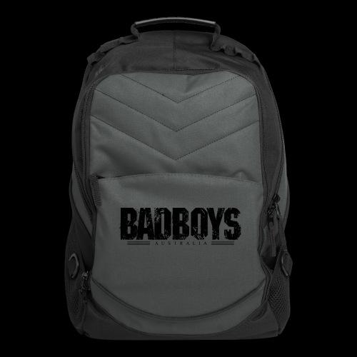 New logo Menno Van Kampen s conflicted copy 2017 - Computer Backpack