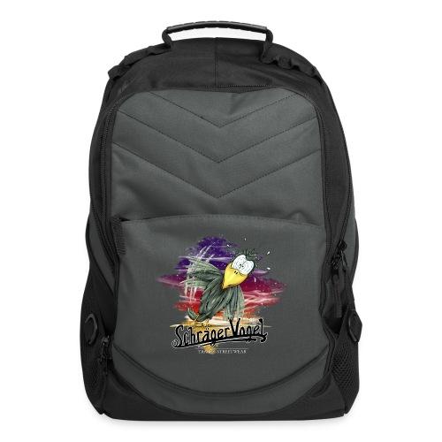schräger Vogel - Computer Backpack
