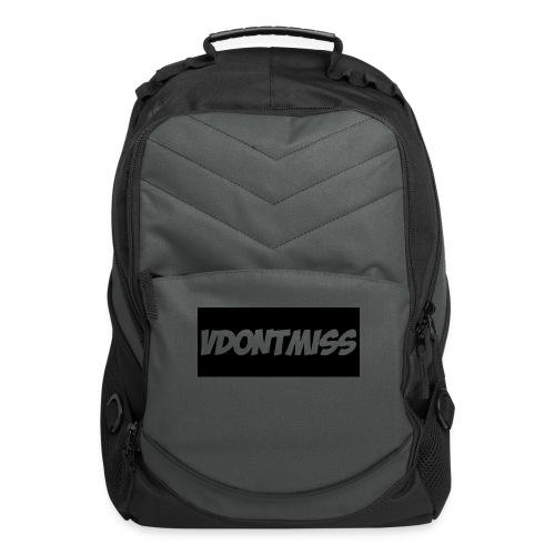 vDontMiss Nation - Computer Backpack