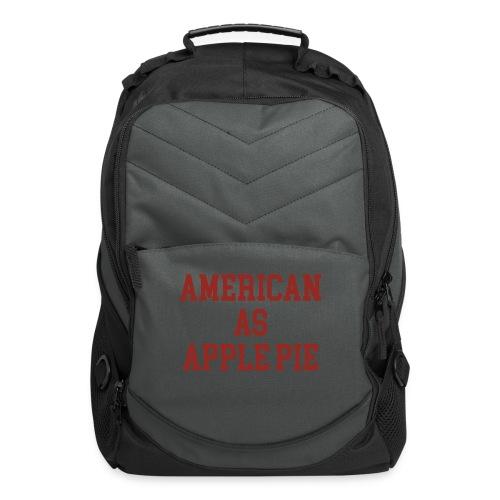 American as Apple Pie - Computer Backpack