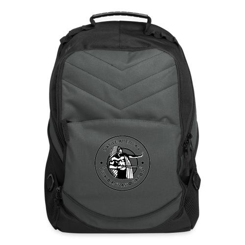 Naga LOGO Outlined - Computer Backpack
