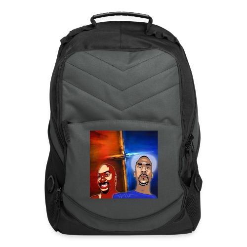 pretty tony galaxy 7 edge case - Computer Backpack