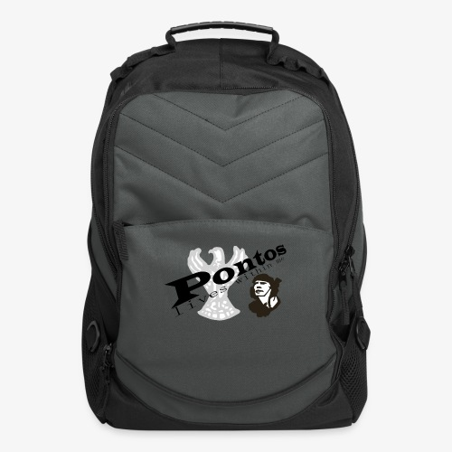 Pontos lives within me. - Computer Backpack