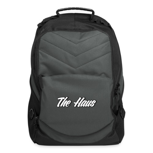 The Haus Logo - Computer Backpack