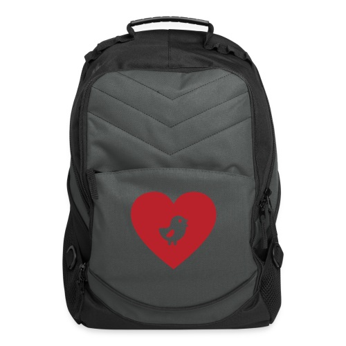 Heart Chick - Computer Backpack
