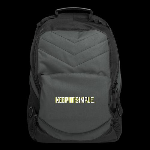 Keep It Simple - Computer Backpack