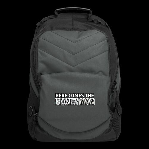 Here Comes The Money Man - Computer Backpack