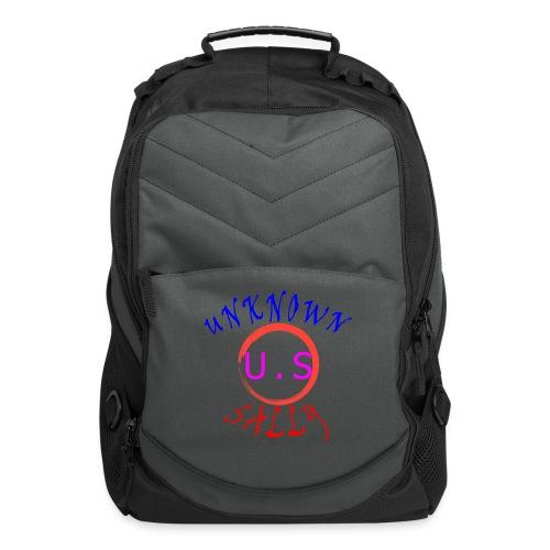 Initial Hoodie - Computer Backpack