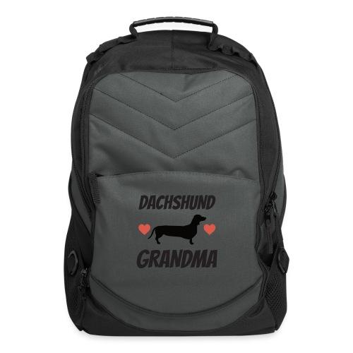Dachshund Grandma - Computer Backpack
