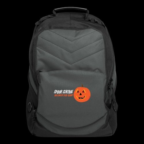 Spook Central, Halloween Year Round - Computer Backpack