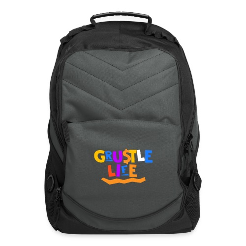 GRUSTLE LIFE MY BROTHER AND ME - Computer Backpack