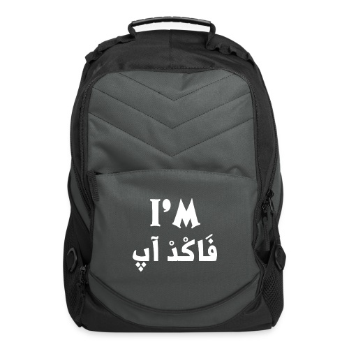 I'm fucked up t shirt - Computer Backpack