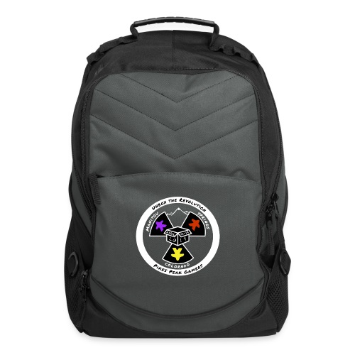Pikes Peak Gamers Convention 2019 - Accessories - Computer Backpack