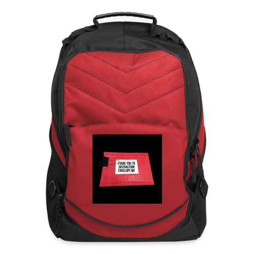 Distraction Envelope - Computer Backpack