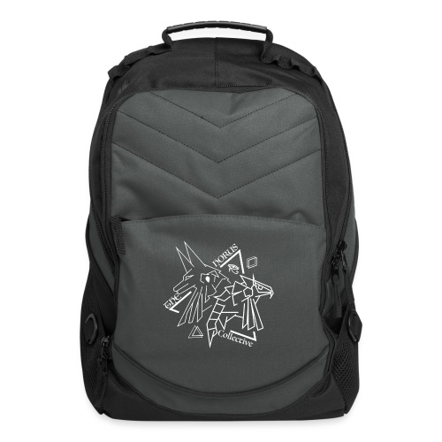 THC1 white - Computer Backpack