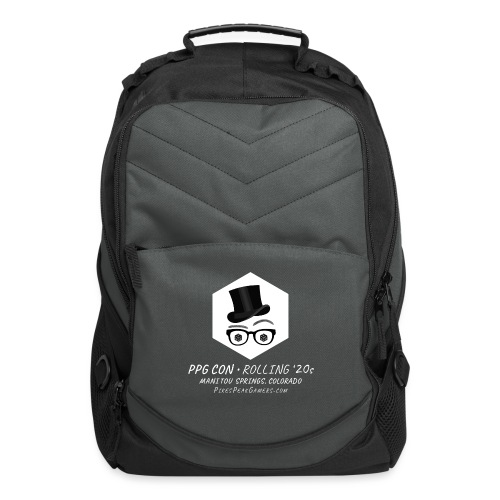 Pikes Peak Gamers Convention 2020 - Computer Backpack