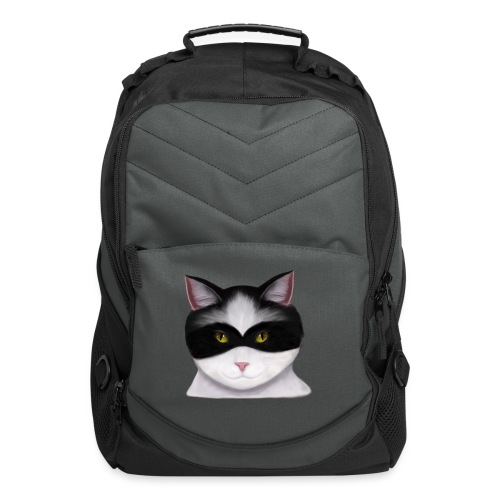 I am called the Masked Cat - Computer Backpack
