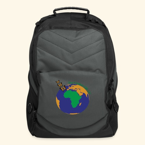 The CG137 logo - Computer Backpack