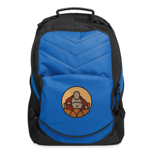 AMERICAN BUDDHA CO. COLOR - Computer Backpack