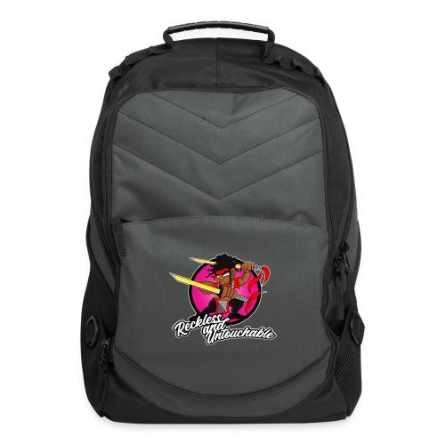 ru won 01 - Computer Backpack