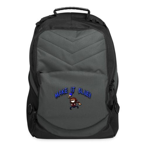 modii101 make it blue - Computer Backpack