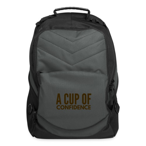 A Cup Of Confidence - Computer Backpack