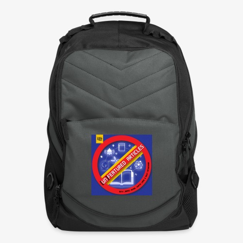 unFeatured Articles Cover - Computer Backpack