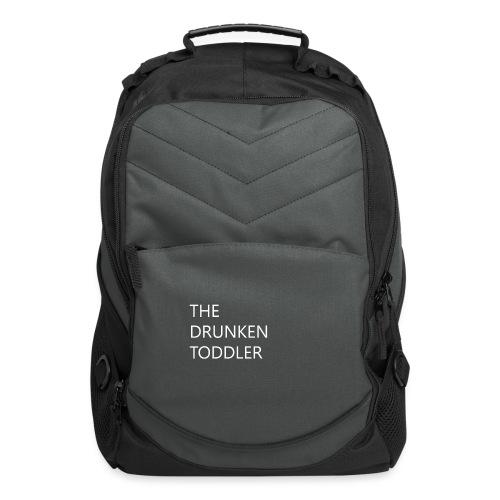 Drunken Toddler - Computer Backpack