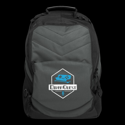 DivanQuest Logo (Badge) - Computer Backpack