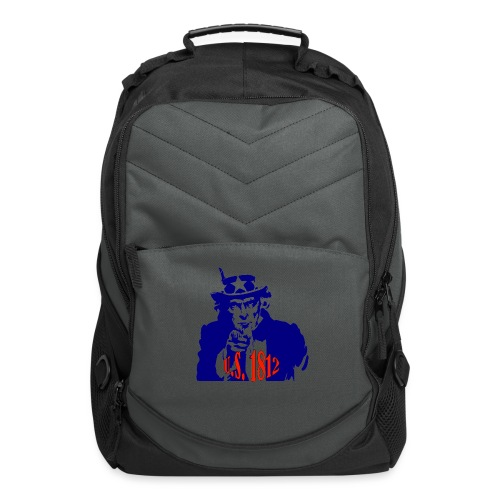 uncle-sam-1812 - Computer Backpack
