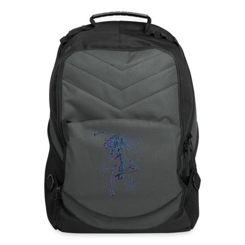 Sparkle MAGIC - color effect - Computer Backpack